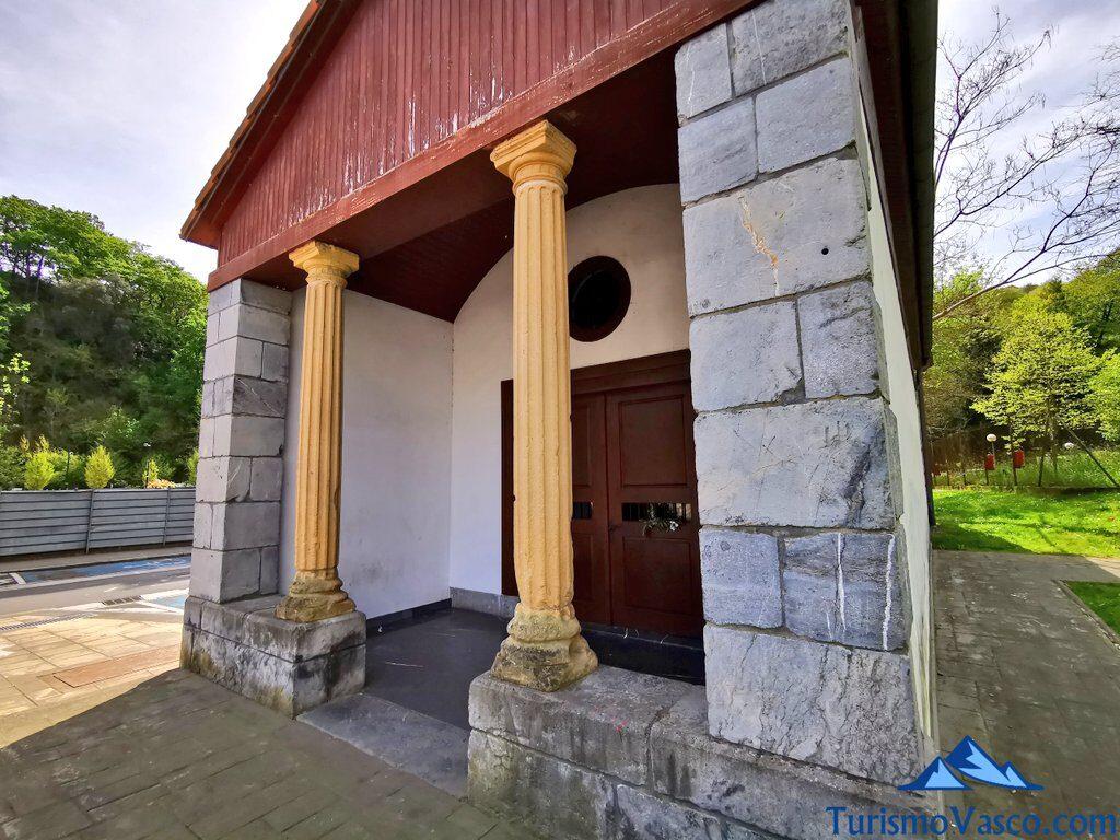 ermita de san francisco de Azkoitia, qué ver en Azkoitia