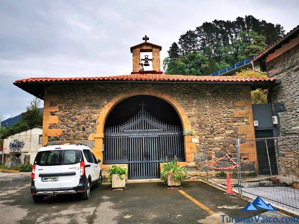 iglesia de azitain eibar, qué ver en Eibar