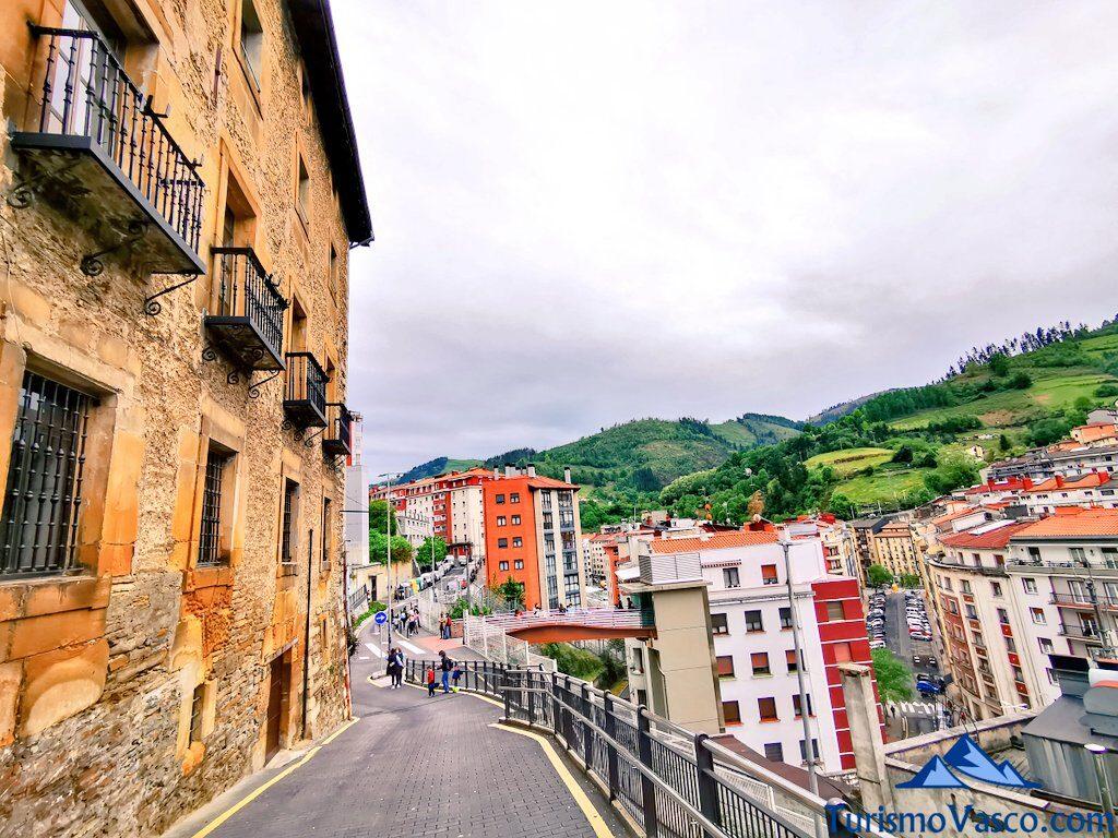 palacio Aldatze de Eibar, qué ver en Eibar