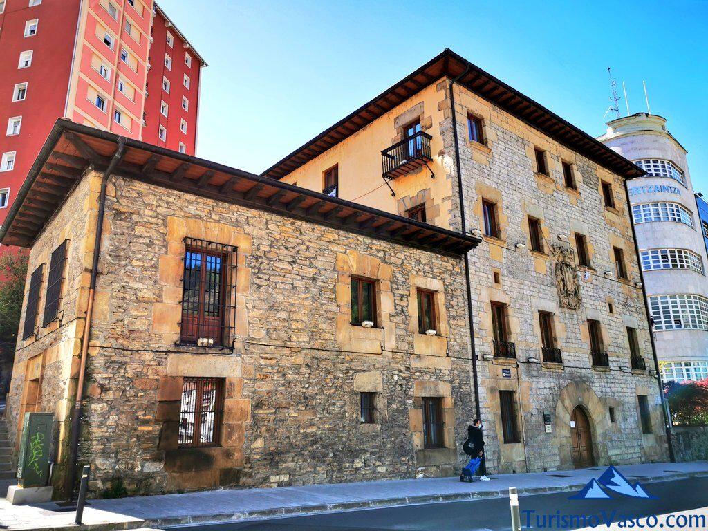 palacio isasi eibar, qué ver en Eibar
