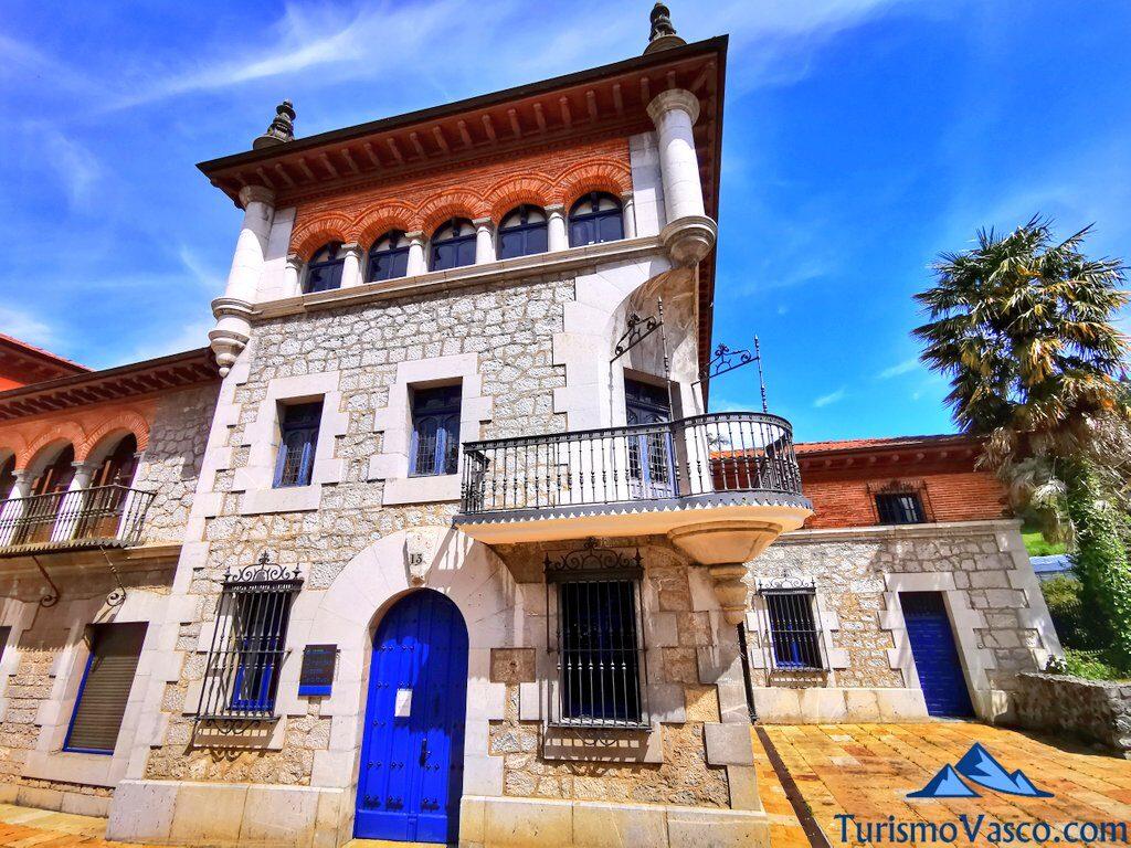 palacio Patrokua de markina xemein