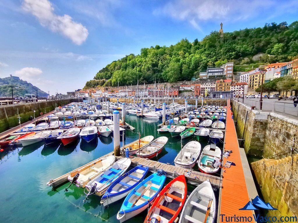 puerto de Donostia San Sebastian, qué ver en Donostia San Sebastian