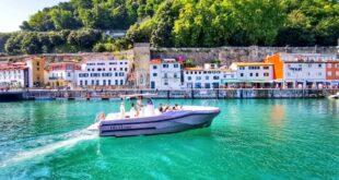 barco en la bahia de la concha, rutas en barco en donostia san sebastian, ruta en barco a Pasaia, ruta en barco a Hondarribia