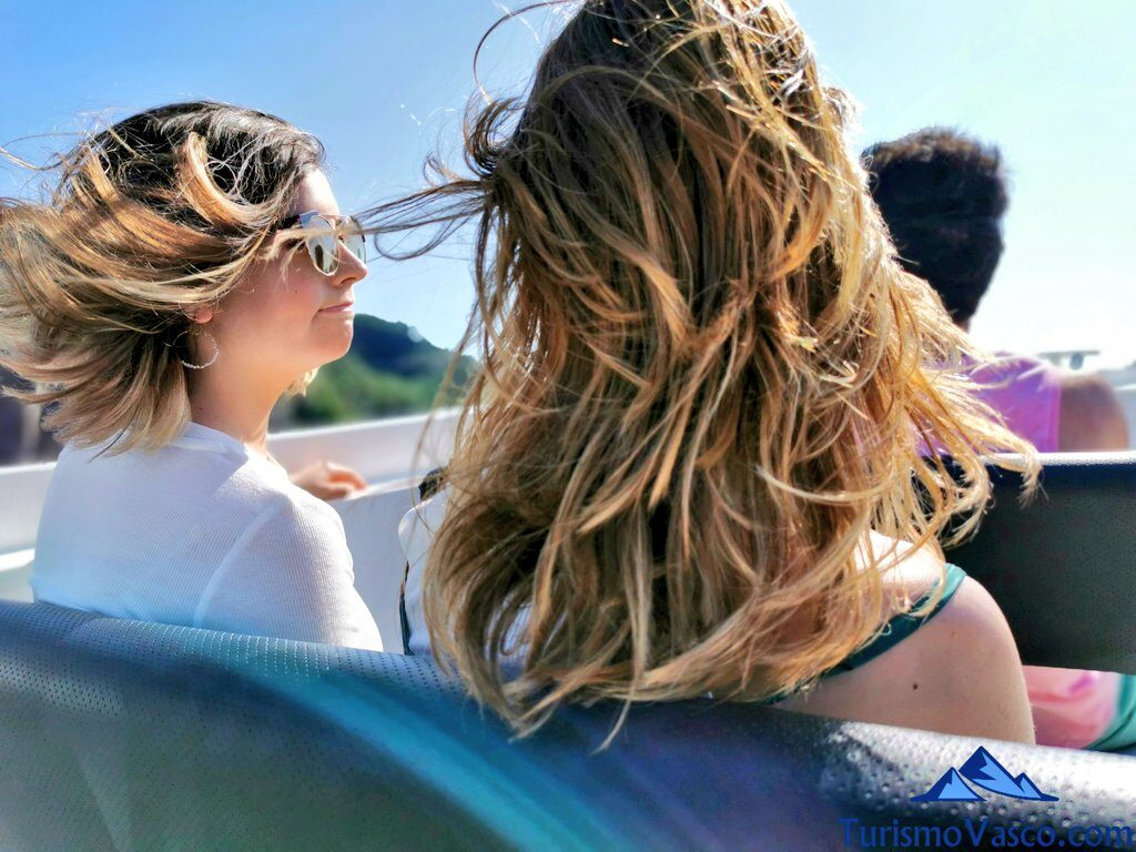 rutas en barco en familia en donostia san sebastian, rutas en barco des donostia san sebastian, ruta en barco a Pasaia, ruta en barco a Hondarribia