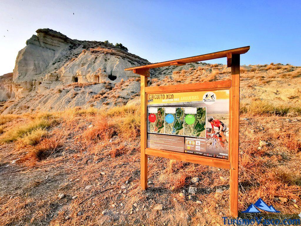 circuito mountain bike de Arguedas, qué ver en Arguedas